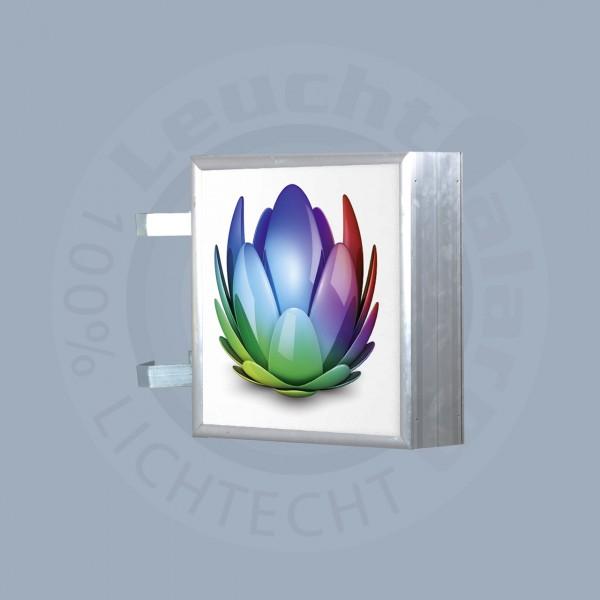 Digitaldruck für Leuchtkasten 2 seitig