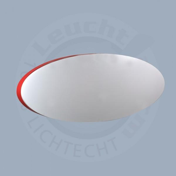 Leuchtkasten -High End- oval 1-seitig